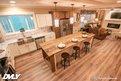 Woodland Series The Adriel WL-7801 Shiplap Fireplace Kitchen