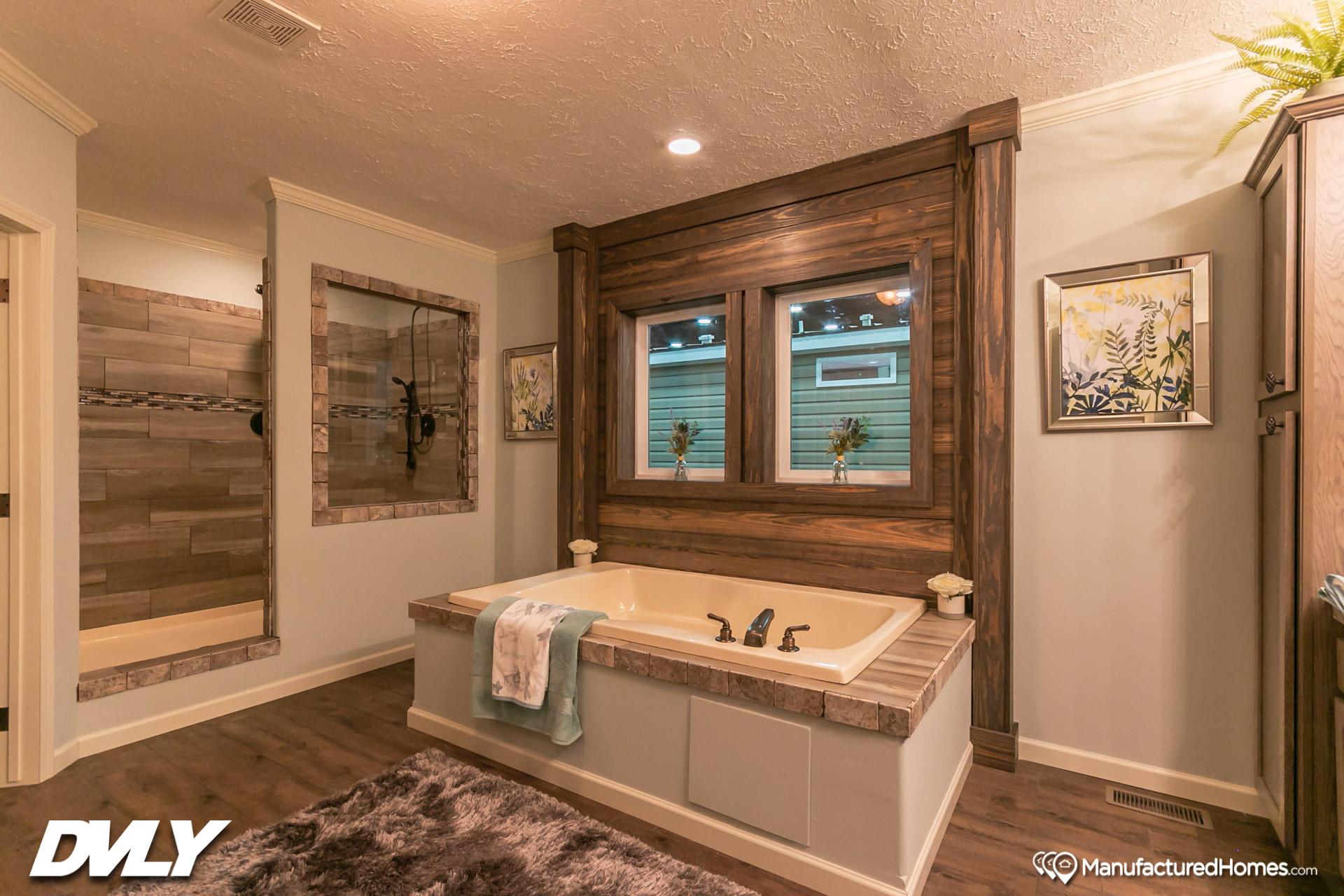 Woodland Series / The Zemira WL-6808 - Bathroom