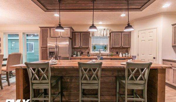 Woodland Series / The Zemira WL-6808 - Kitchen