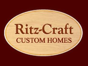 Ritz-Craft Custom Homes logo