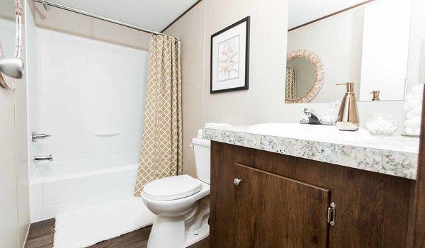 TRU Single Section / Bliss - Bathroom