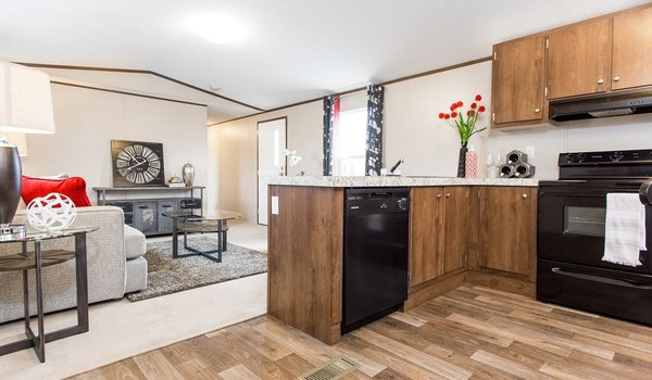 TRU Single Section / Elation - Kitchen