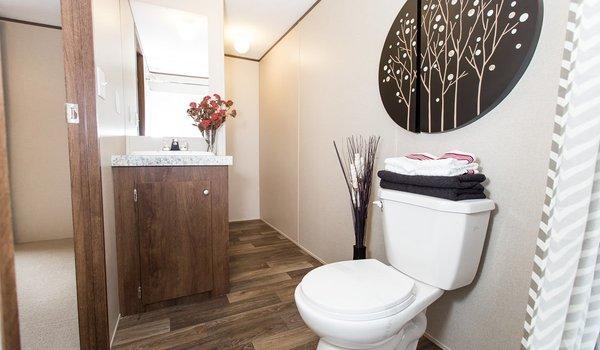 TRU Single Section / Elation - Bathroom