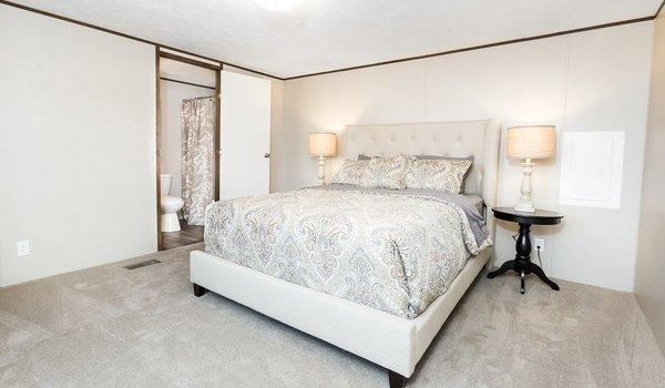 TRU Single Section / Exhilaration - Bedroom