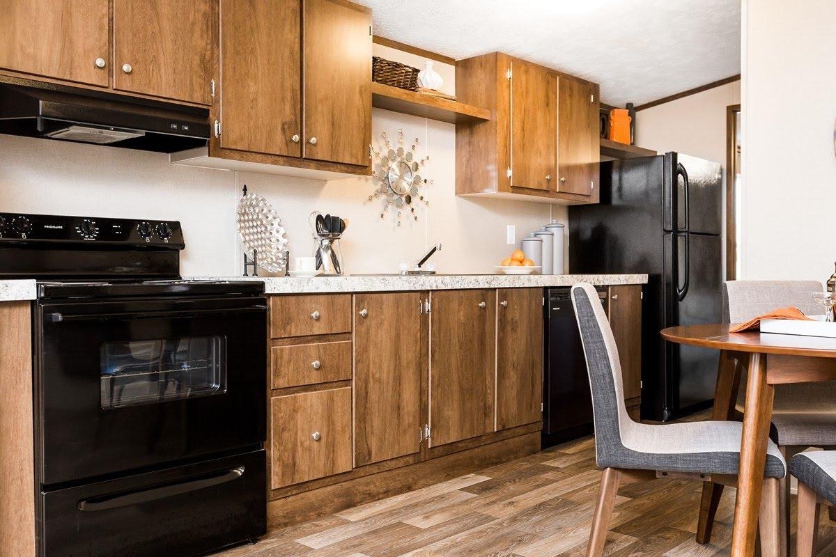TRU Single Section / Exhilaration - Kitchen