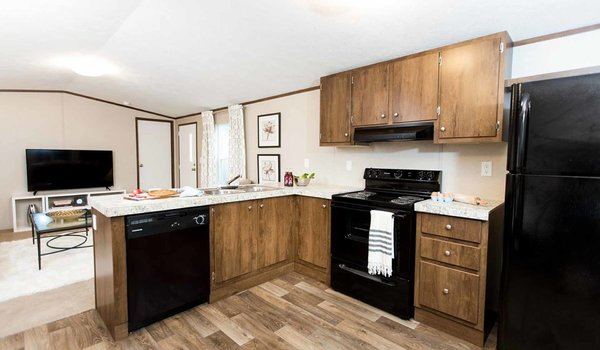 TRU Single Section / Dempsey-Bliss - Kitchen