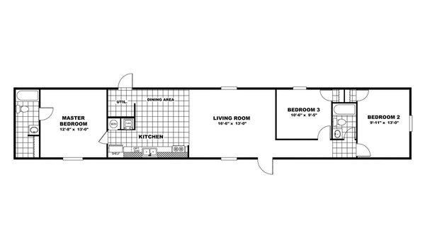 TRU Single Section / Foreman-Exhilaration - Layout