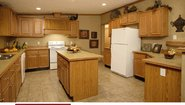 KB 32' Platinum Doubles KB-3219 Kitchen