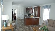 Single-Section Homes G-632 Interior