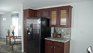 Single-Section Homes G-632 Kitchen