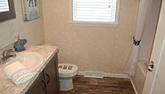 Single-Section Homes HPX-7701 Bathroom