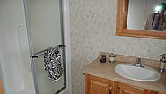 Single-Section Homes G-607 Bathroom