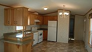Single-Section Homes GH-491 Kitchen