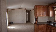 Single-Section Homes G-489 Interior