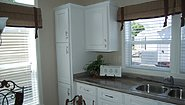 Single-Section Homes NETR G-598 Kitchen