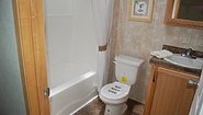 Single-Section Homes NETR G-613 Bathroom
