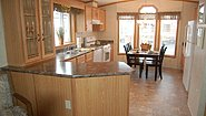 Single-Section Homes NETR G-613 Kitchen