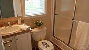 Single-Section Homes NETR G-618 Bathroom