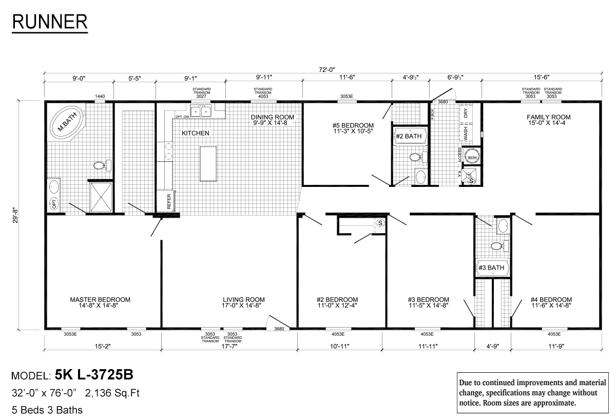 Floor plan photos