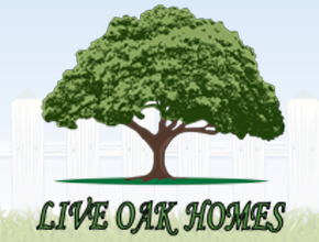 Live Oak Homes Logo