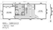Alamo Ranch AR-16441A Layout