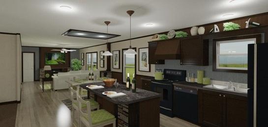 Canyon Lake Multi-Section / CL-28603T - Kitchen