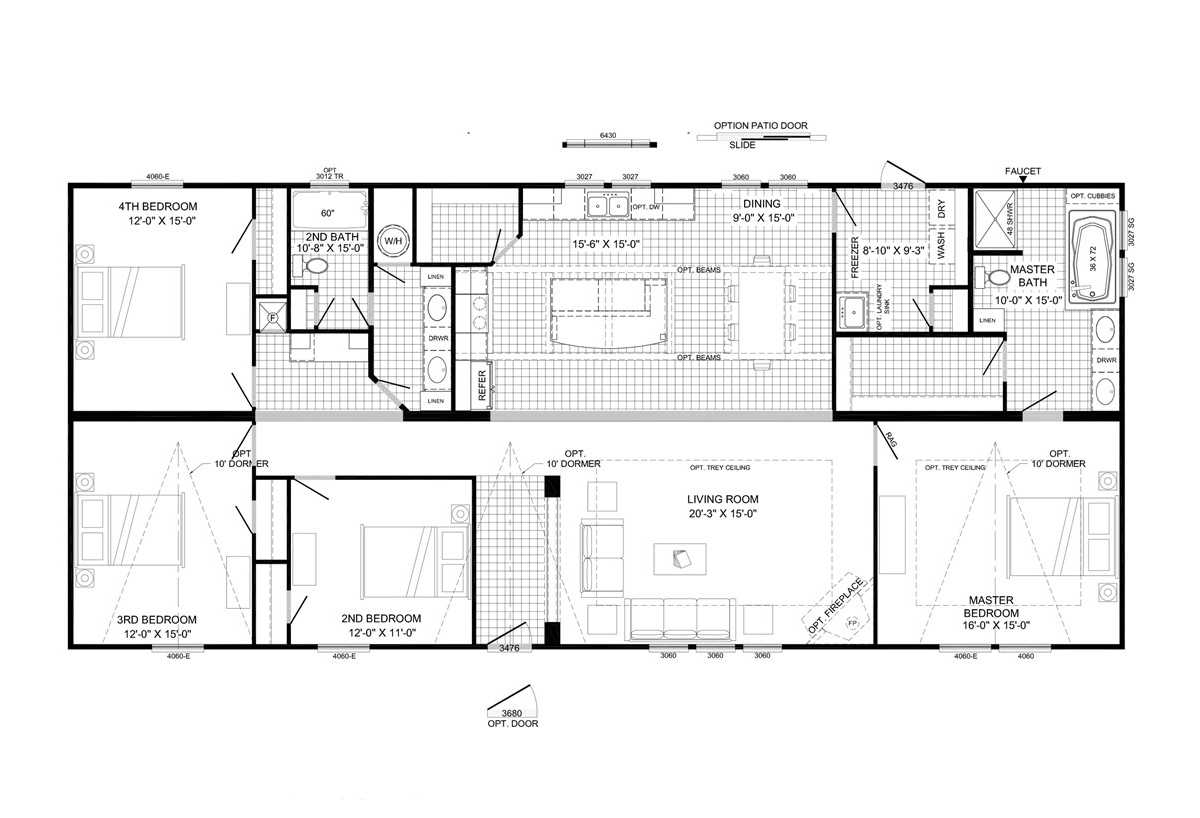 Luxury Modular Home Floor Plans Comfy Home Design
