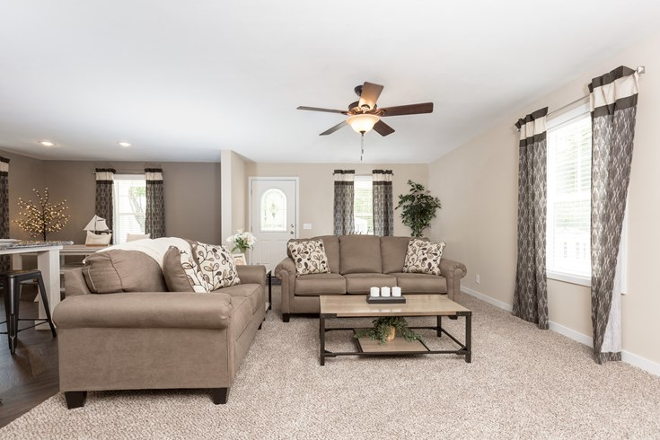Heritage Collection The Garfield By Crest Homes Davis Homes