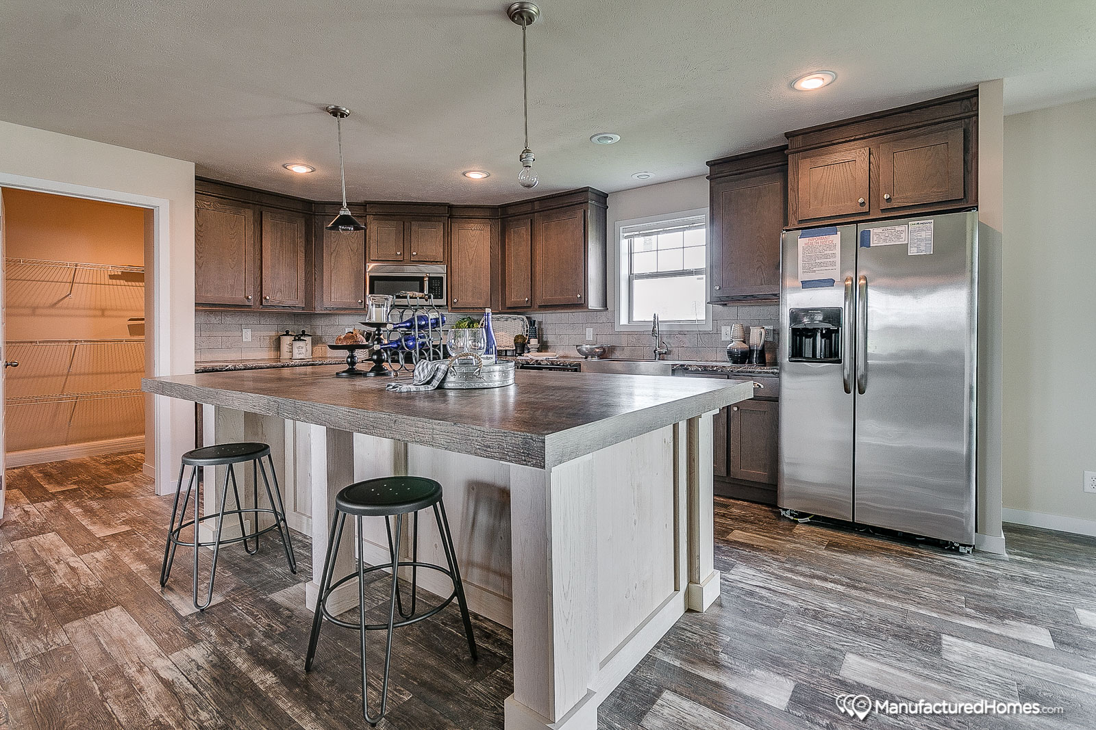 Heritage Collection The Monroe By Crest Homes Davis Homes