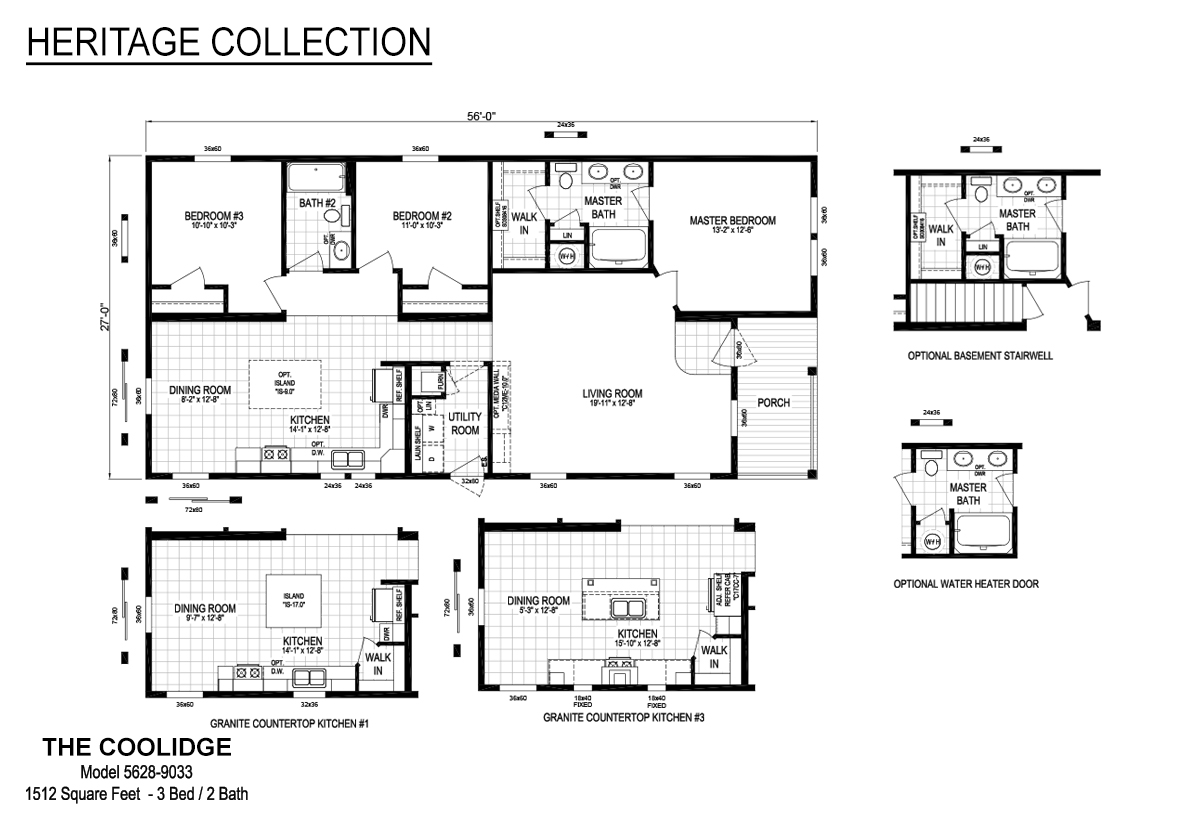 Heritage Collection The Coolidge
