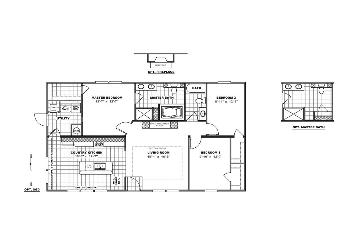 Premier clark layout