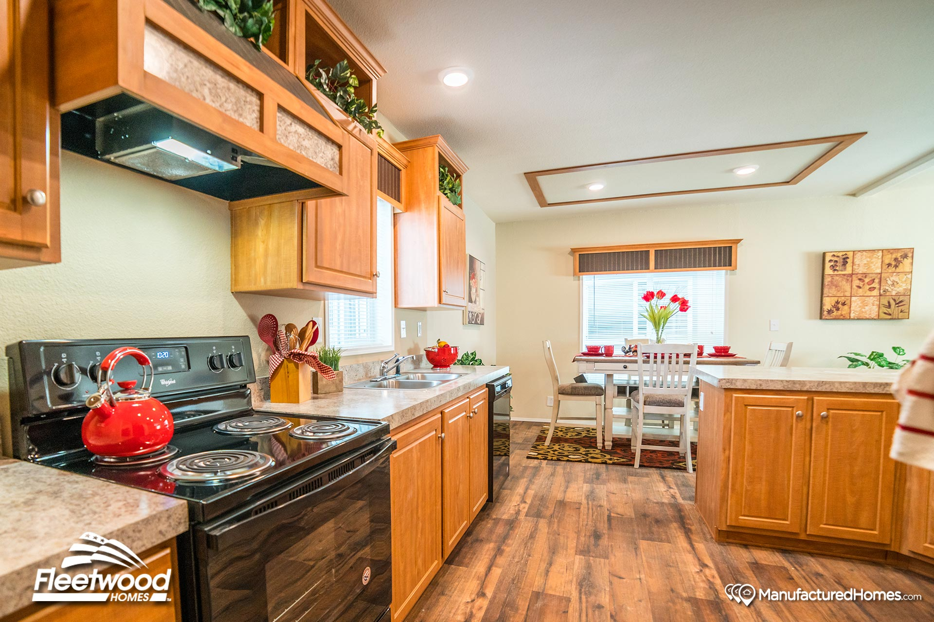 Waverly Crest 28482l By Fleetwood Homes Nampa