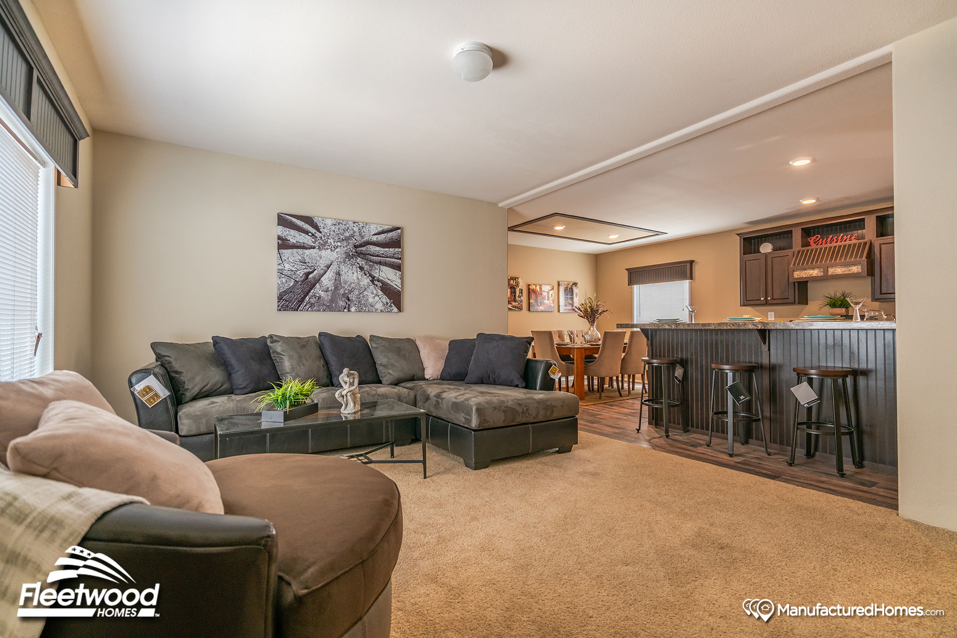 Waverly Crest 28483w By Fleetwood Homes Nampa