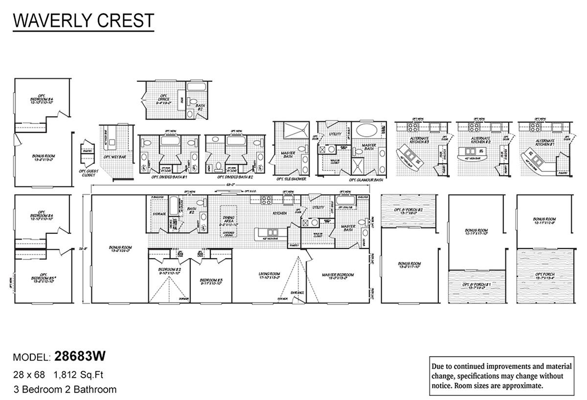 Manufactured Homes, Modular Homes, & Park Models - Fleetwood