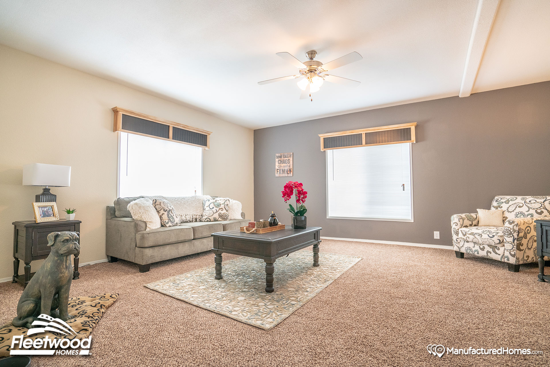 Waverly Crest 30764w By Fleetwood Homes Nampa