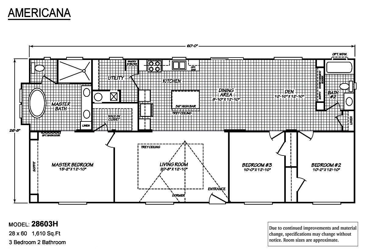 Salem oregon manufactured homes and modular homes for sale for Floorplan or floor plan