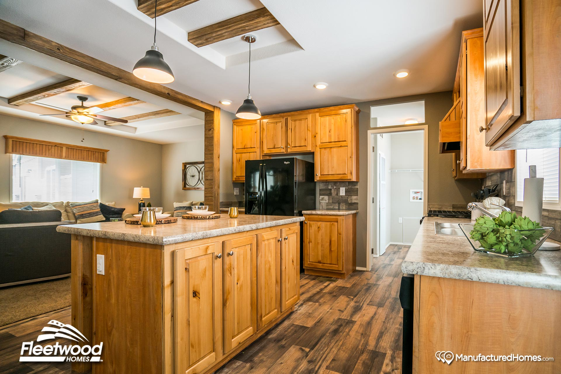 Americana 28603h By Fleetwood Homes Of Nampa