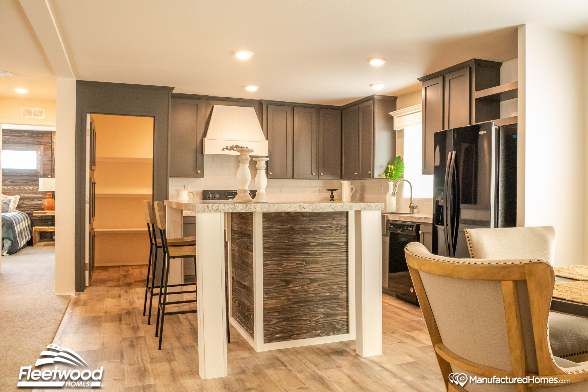 Broadmore 28764T The Sawtooth by Fleetwood Homes of Nampa on mini mini homes and cabins, mini gutters for mobile home, mini mobile cabins, weston extreme model 14662 by fleetwood,