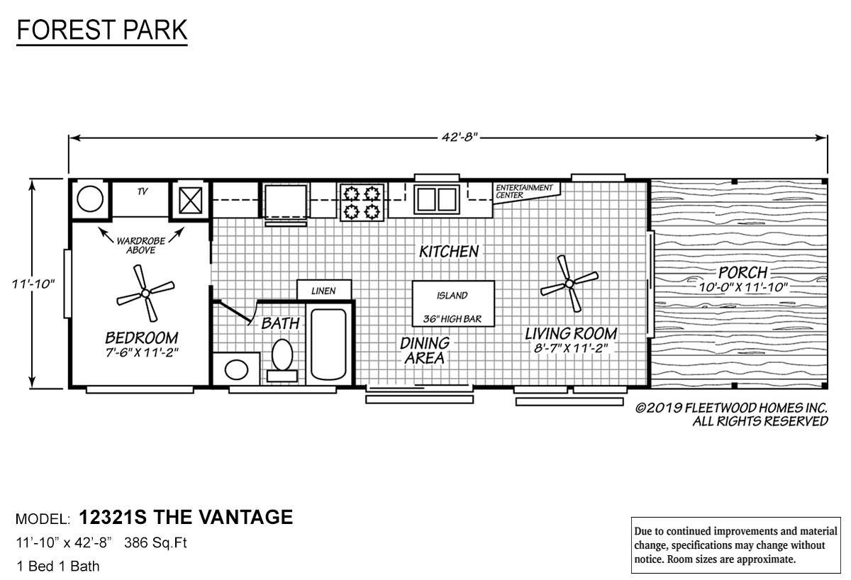 Forest Park - 12321S The Vantage