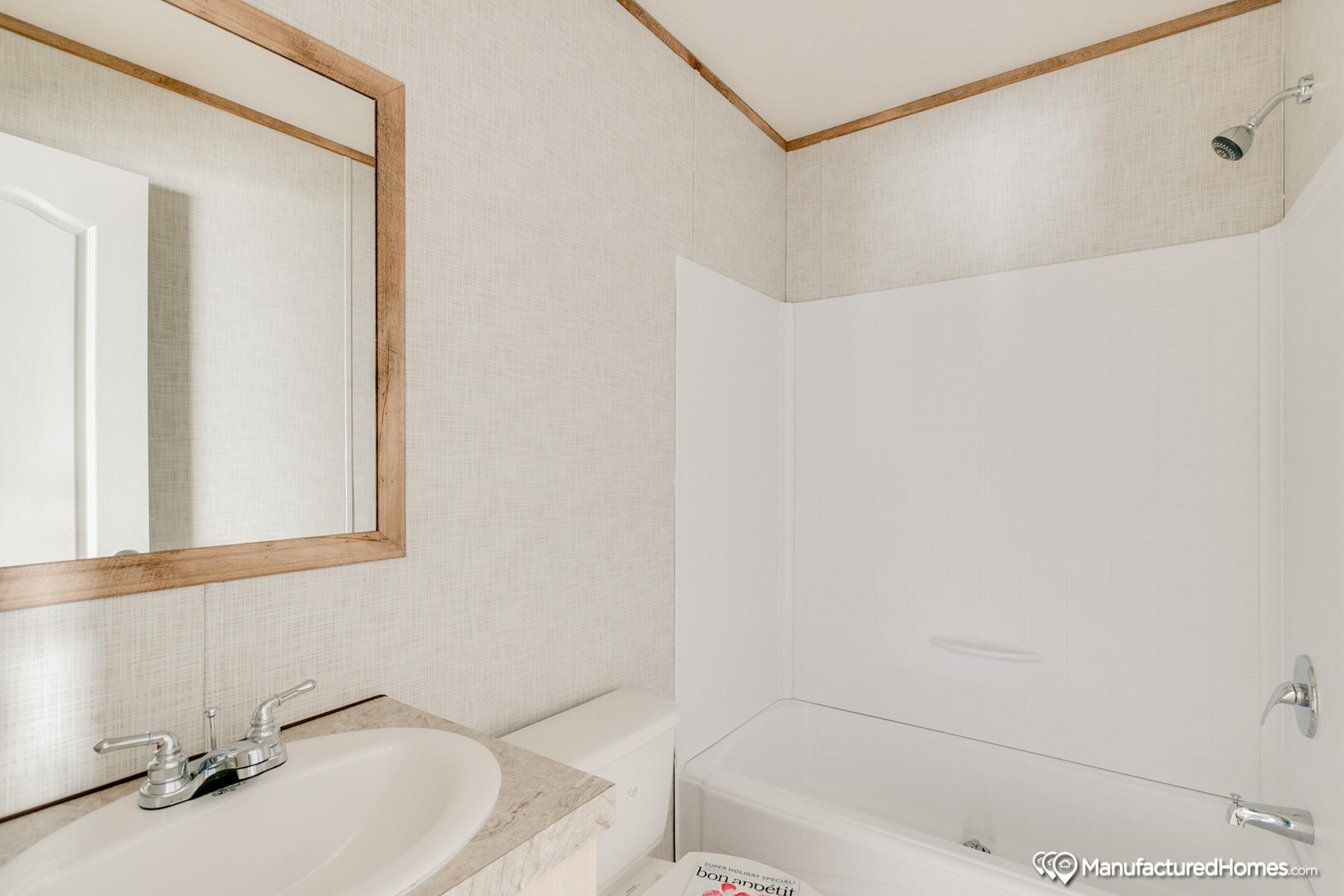 Open Floor Plan Living Room And Kitchen Big Windows