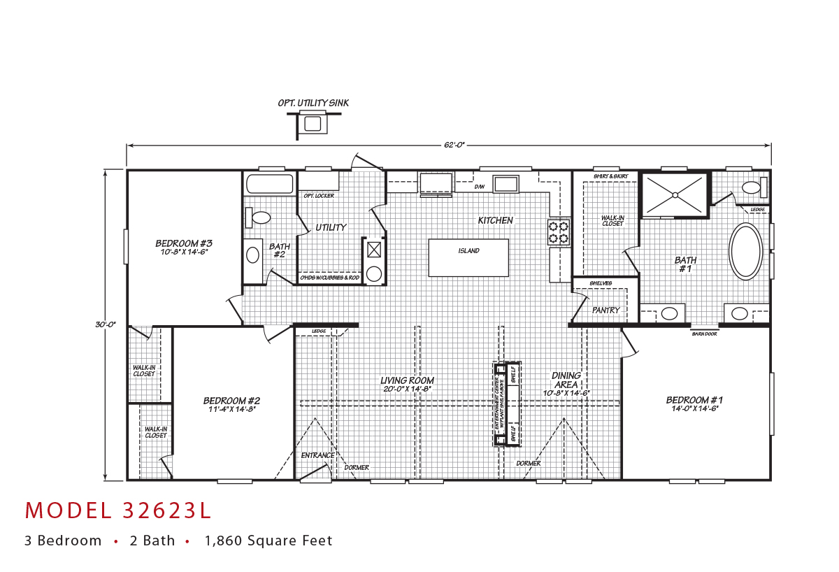 Mobile Homes In Mississippi - an Homes Hattiesburg, MS on 2 bedroom mobile home plans, single mobile home plans, 4 bedroom mobile home plans, 5 bedroom mobile home plans, 1 bedroom mobile home plans,