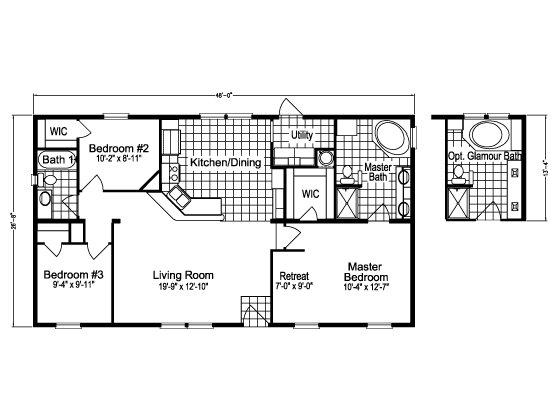 fp_09_fl_cypressv_tsp3486k_560_7 Mercedes Homes Floor Plans Florida Cypress Palm on