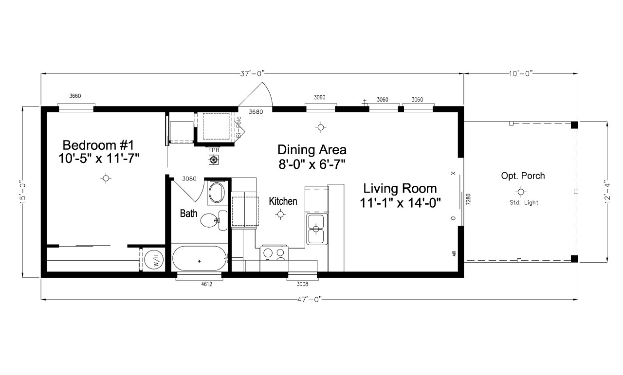 palm harbor plant city waverly ls15471a by palm harbor homes