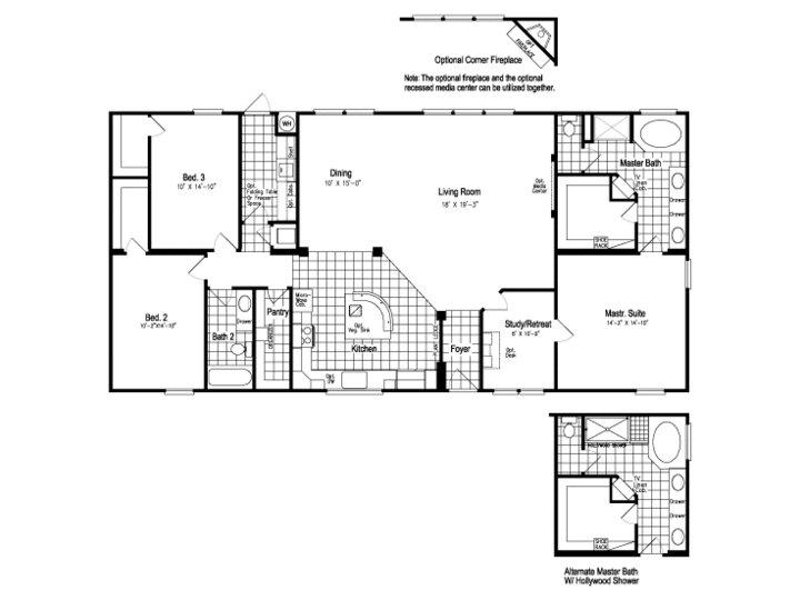 Modular Home Floor Plans - Modular Homes v2 on palm harbor floor plans 2007, bonanza home floor plan, palm harbor double wides, pecan palm harbor manufactured home plan, color floor plan, palm harbor community center,