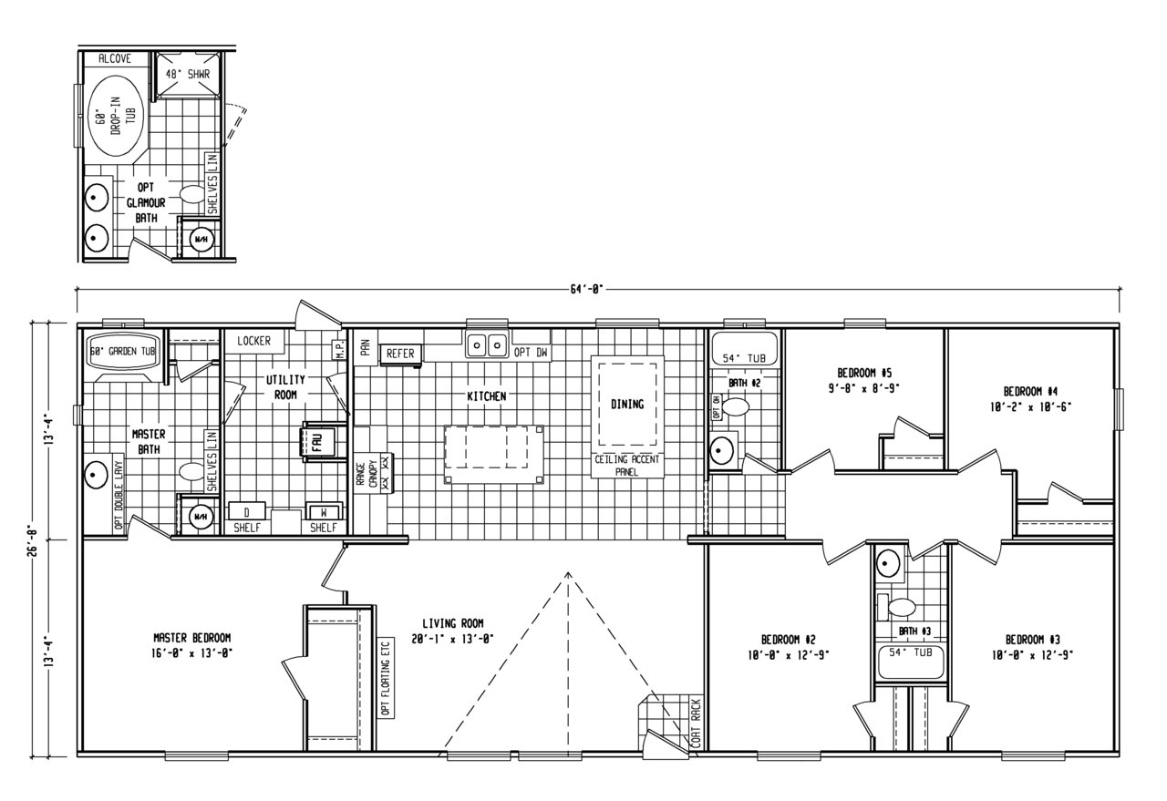 Model%2028645A Palm Harbor Homes Floor Plans For on palm harbor manufactured homes floor plans, palm harbor floor plans texas, palm harbor modular homes, palm harbor mobile homes wood fireplaces,
