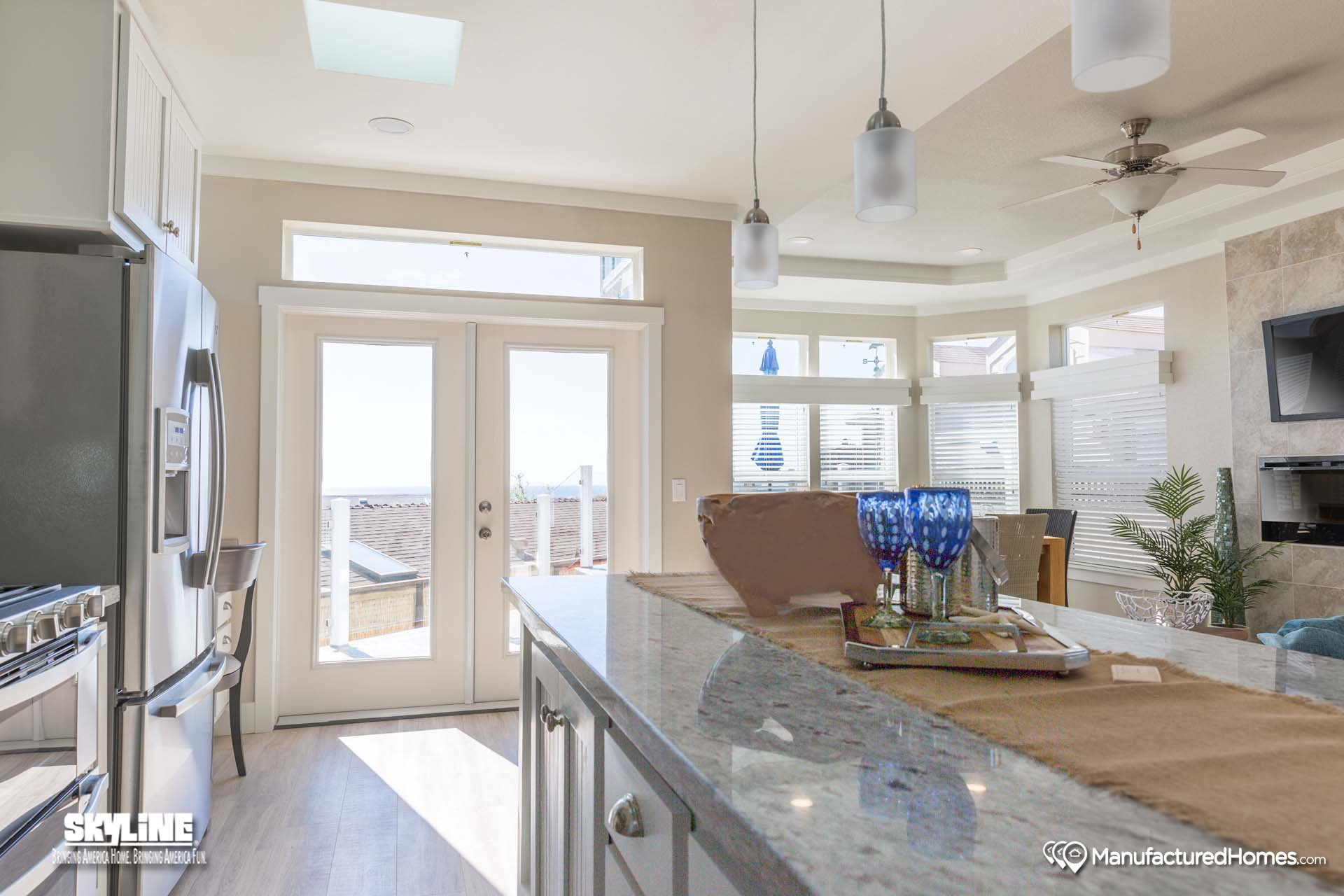Amber Cove Premier Custom / 239J by Skyline Homes
