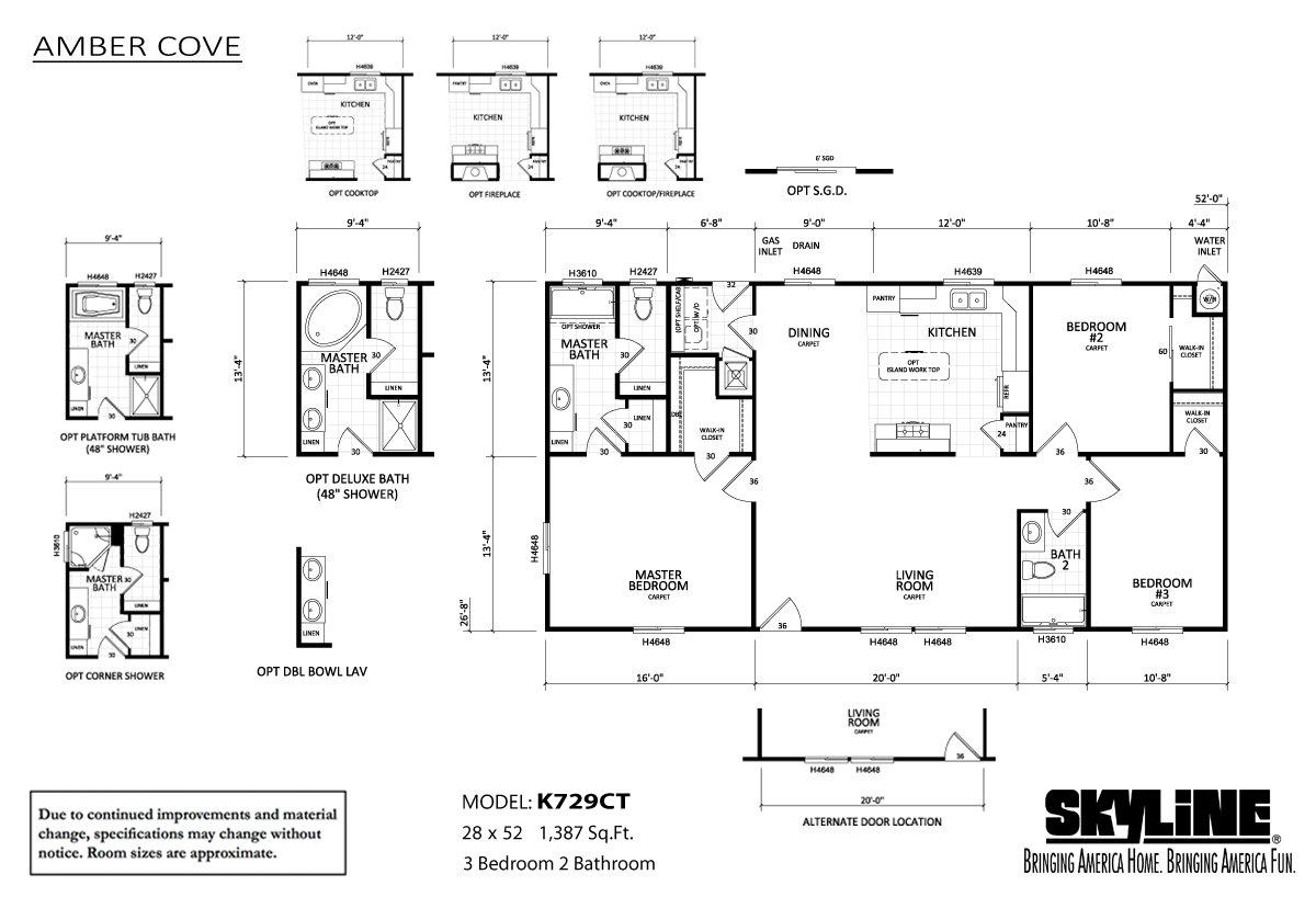 Skyline Homes in San Jacinto, CA - Manufactured Home Manufacturer