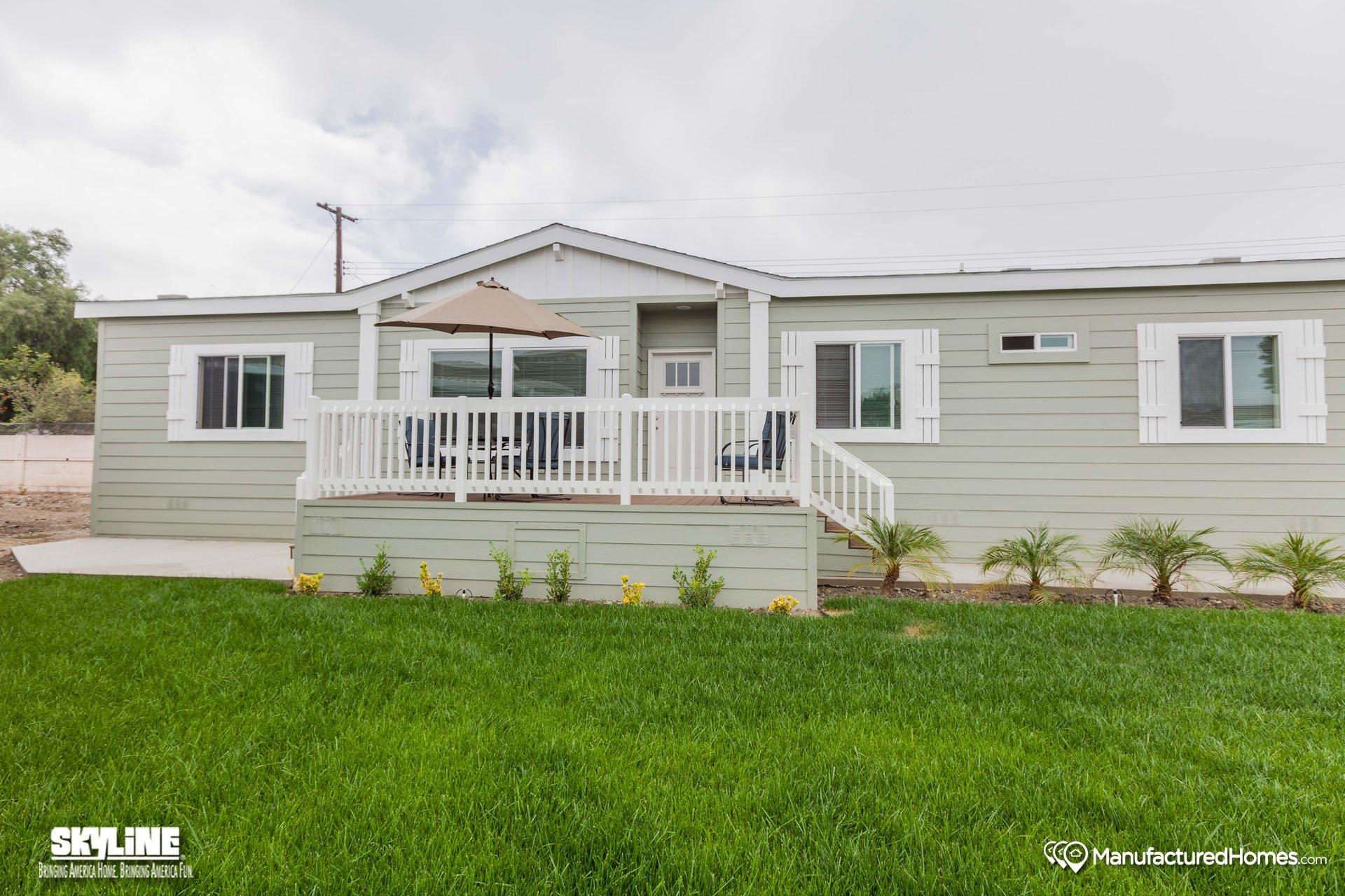 Tumbleweed Homes in Ridgecrest CA Manufactured Home Dealer