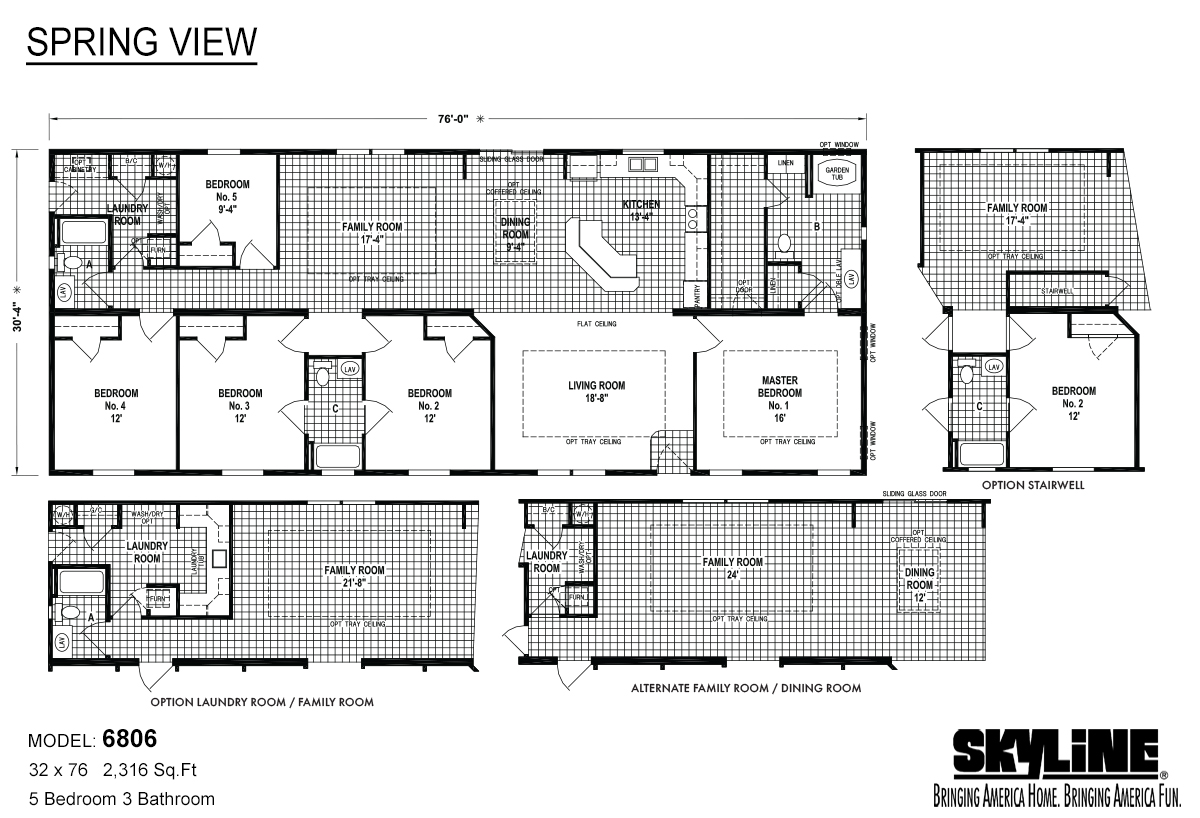 Spring View 6806 By Midwest Homes