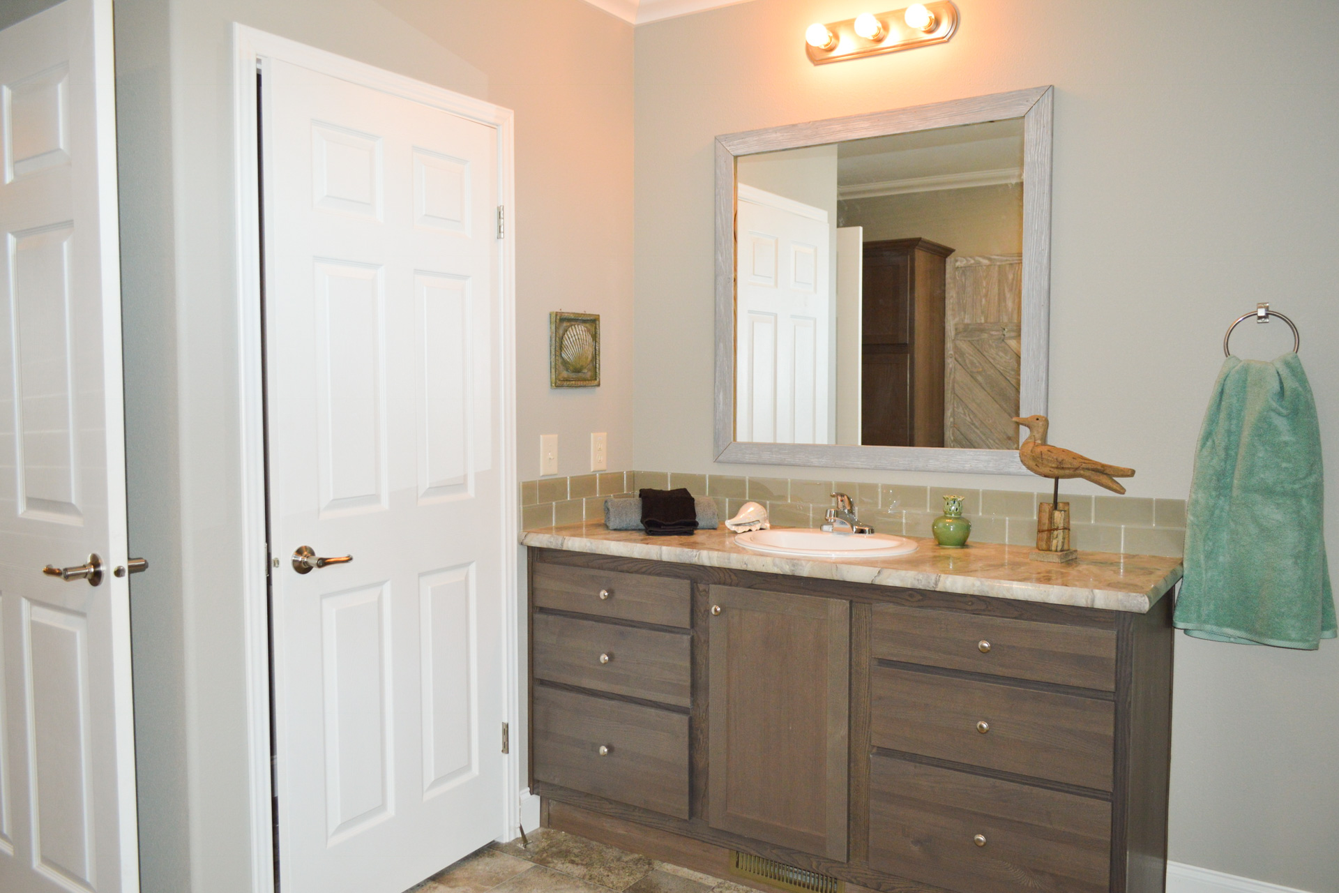 Spring View / 6893 - Bathroom